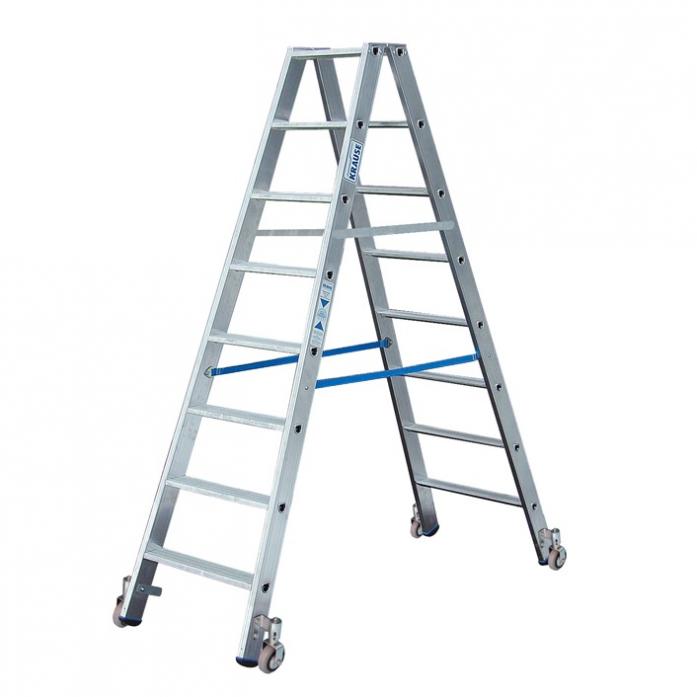 Двусторонняя лестница Krause 2х8 124920