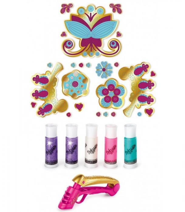 Набор для творчества Play-Doh DohVinchi Декоративный стикер для стены B6999