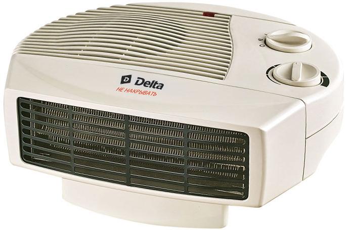 Тепловентилятор DELTA D-201/1
