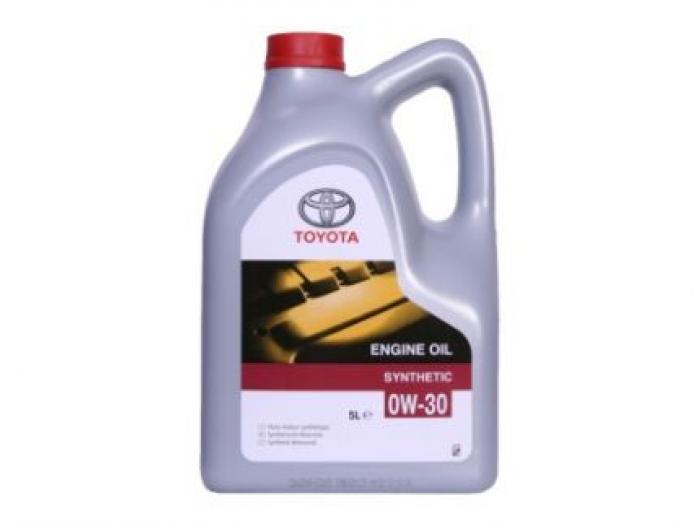 ����� �������� TOYOTA Motor Oil 0W30 SL/CF 5� (EU) 08880-80365GO