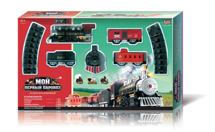 Железная дорога Play Smart Мой поезд Р41108