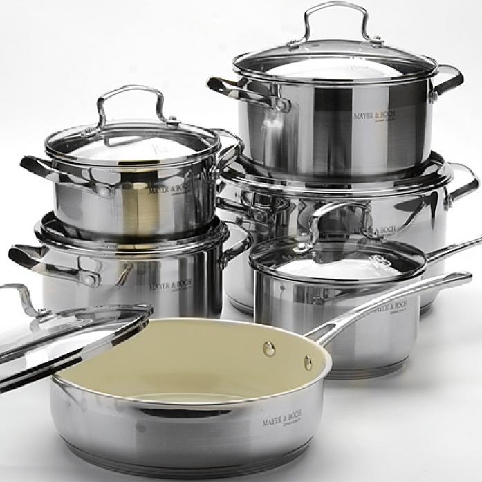 Набор посуды Mayer&Boch MB-20418
