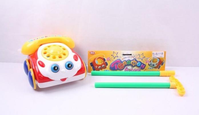 Каталка Play Smart Телефон Р40873