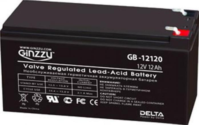 Аккумулятор для Источников Бесперебойного Питания Ginzzu GB-12120