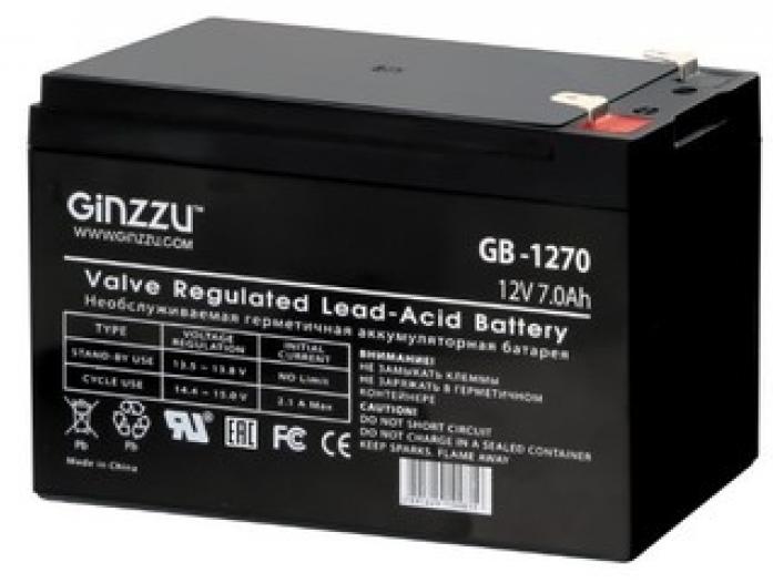 Аккумулятор для Источников Бесперебойного Питания Ginzzu GB-1270