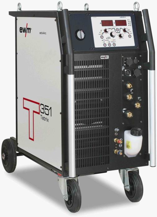 Сварочный аппарат EWM Tetrix 351 AC/DC Comfort activArc FWD 090-000108-00502