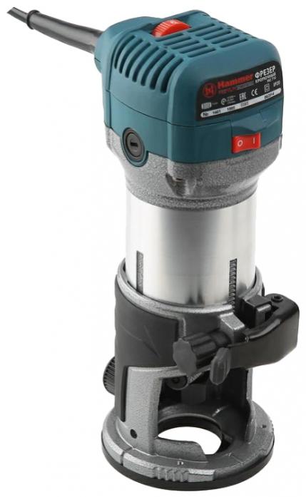 Фрезер кромочный Hammer FRZ 710 PREMIUM