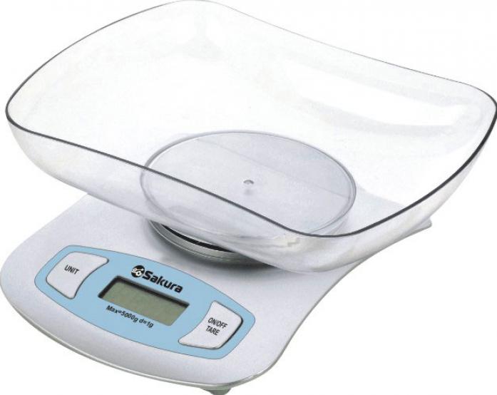 Кухонные весы Sakura SA-6052S
