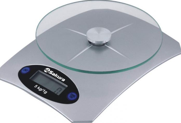 Кухонные весы Sakura SA-6055S