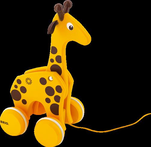 Каталка Brio Жираф 30200