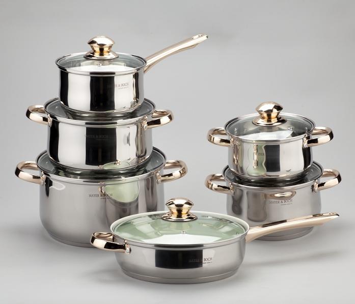 Набор посуды Mayer&Boch MB 4521