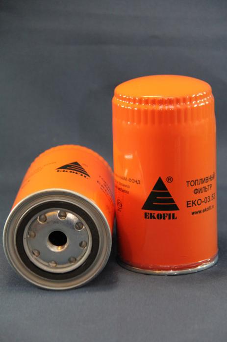 Фильтр топливный EKO 03.53 МАЗ Евро-3