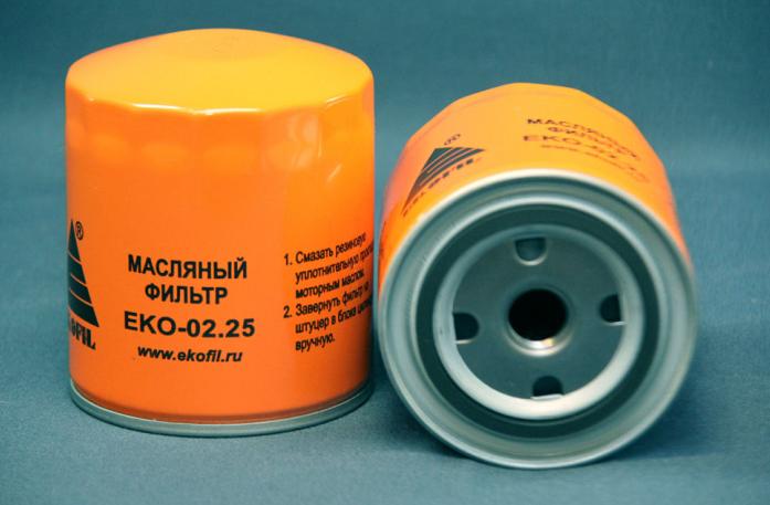 Фильтр масляный EKO 02.25 УАЗ 31512