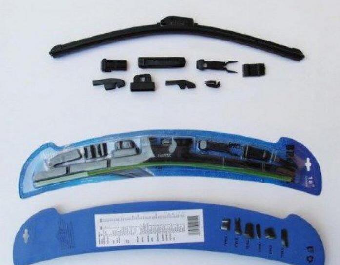 Щетка стеклоочистителя BREMAX UWB-22-550 бескаркасная 9 адапторов