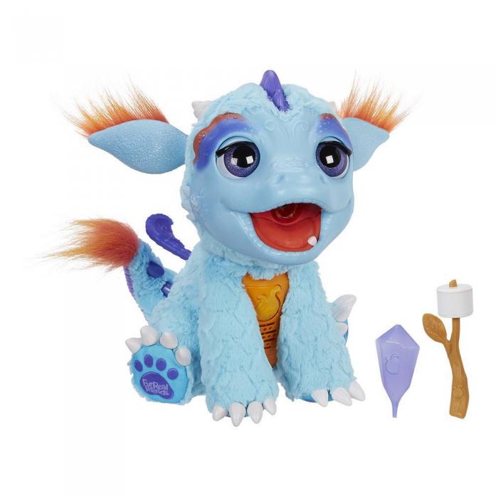 Игрушка интерактивная Hasbro Furreal Friends Милый дракоша B5142