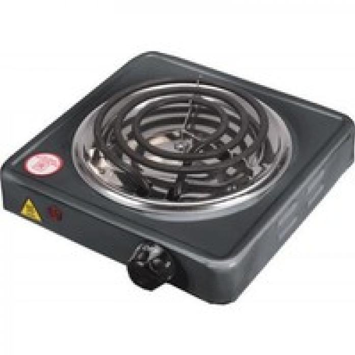 Настольная плита Дачница ЭЛП-801 черная