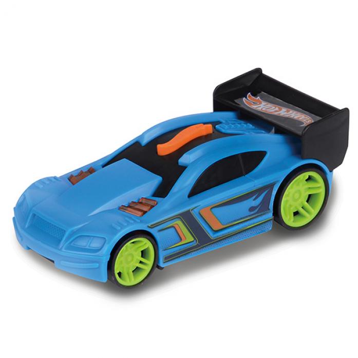 Машинка Hot Wheels голубая 13 см HW91601