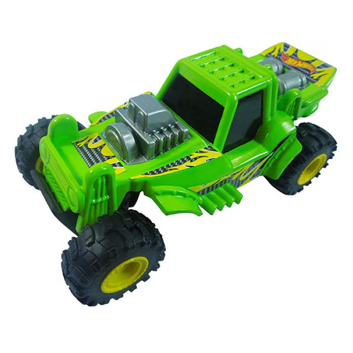 Машинка Hot Wheels зеленая 13 см HW91607