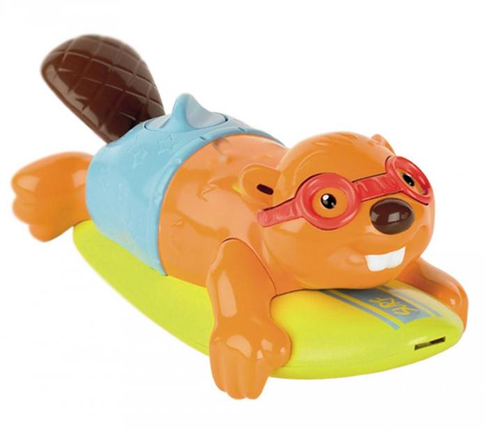 Игрушка для ванной Tomy Бобер-серфингист ТО72032