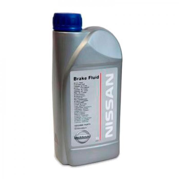 Тормозная жидкость Nissan DOT4 1л КЕ9039-9932