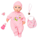Кукла Zapf Creation Baby Anabelle 794-821