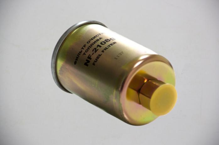 Фильтр топливный NF гайка NF-2108g
