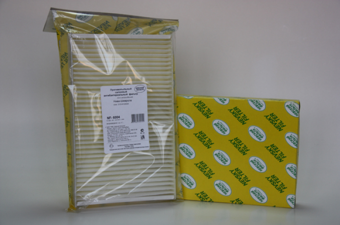 Фильтр очистки воздуха салона NF NF-6004
