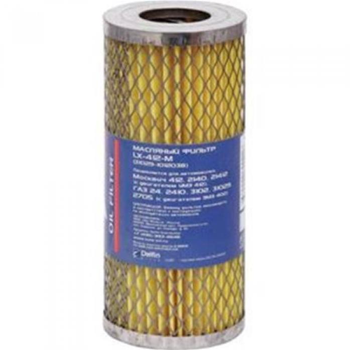 Фильтр масляный Luxe LX-412-М