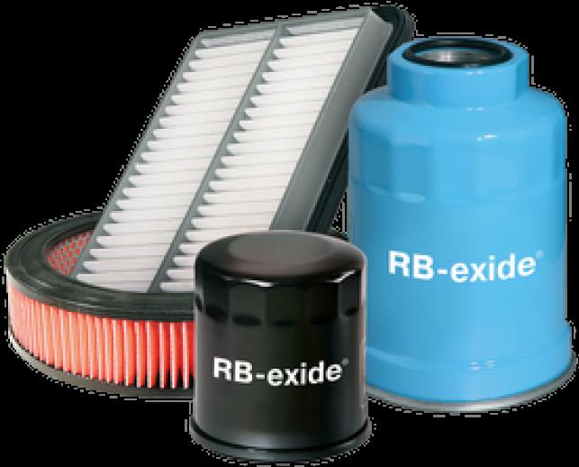 Фильтр масляный RB-exide С-004Е 1Е05-14-302