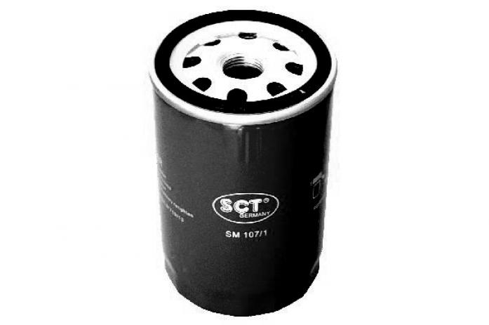 Фильтр масляный SCT SM-107/1