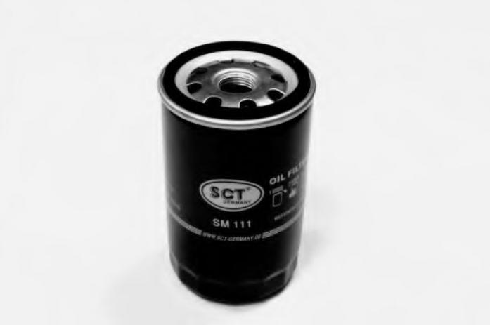 Фильтр масляный SCT SM-111
