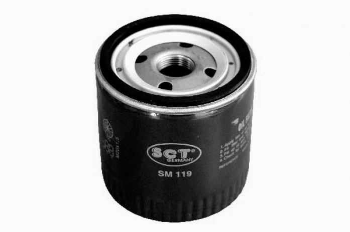 Фильтр масляный SCT SM-119