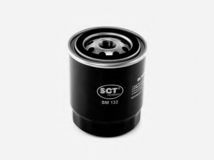 Фильтр масляный SCT SM-132