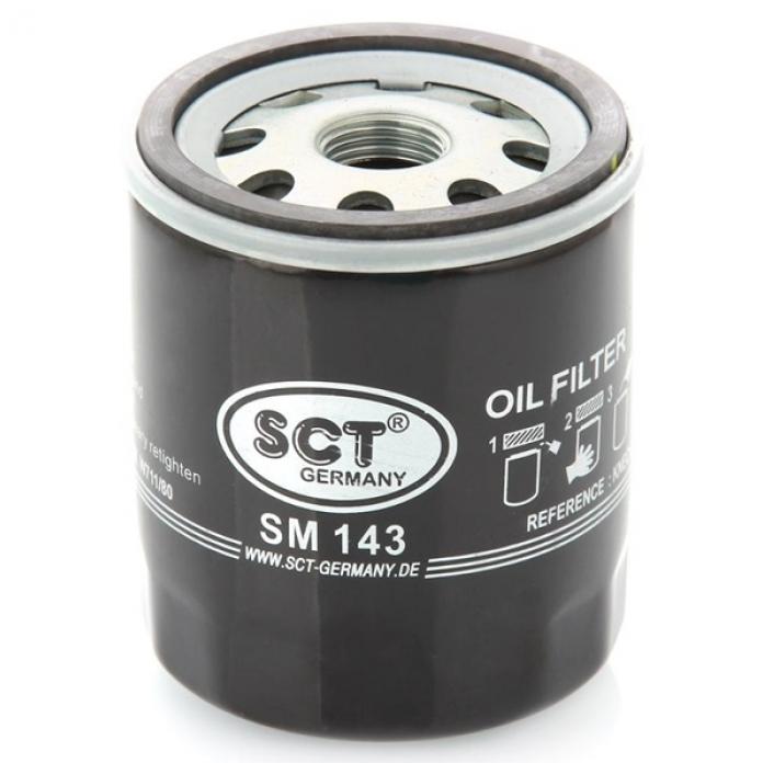 Фильтр масляный SCT SM-143