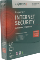 Программное обеспечение KASPERSKY KL1941RBBFR Internet Security Multi-Device Russian Edition. 2-Device 1 year Renewal Box