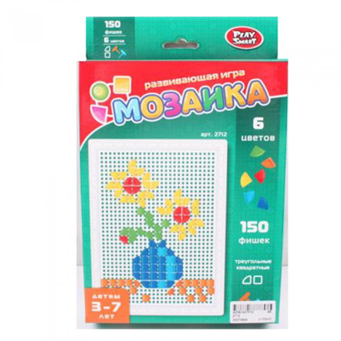 Мозаика Play Smart 150 фишек Р40561