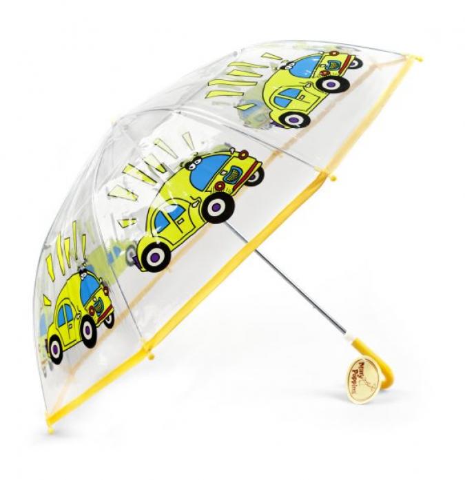 Зонт Mary Poppins детский Автомобиль, 46 см 53512