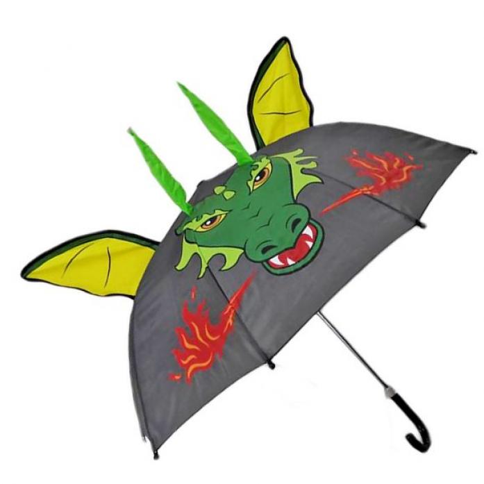 Зонт Mary Poppins детский Дракон 46см. 53536