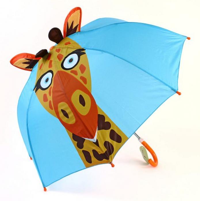 Зонт Mary Poppins детский Жираф 46см. 53524