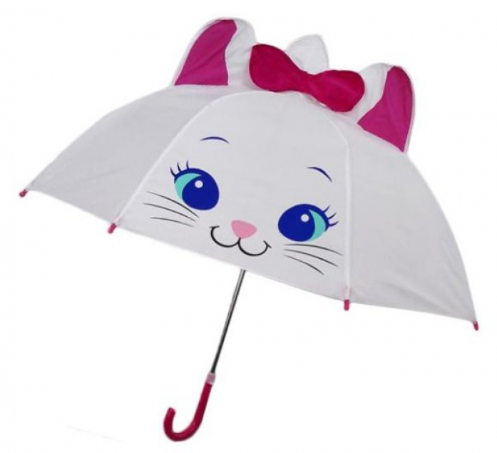 Зонт Mary Poppins детский Киска 46см. 53568