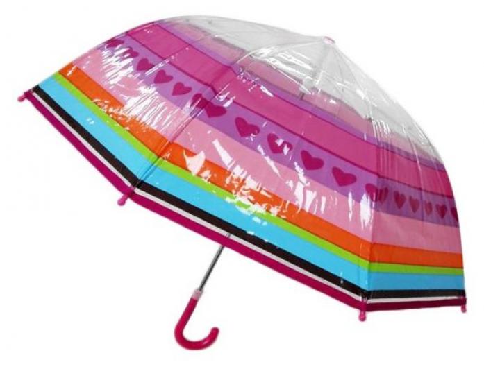 Зонт Mary Poppins детский Радуга, 46 см 53571
