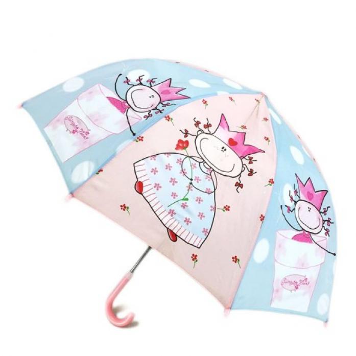 Зонт Mary Poppins детский Смешная принцесса 46см. 53585