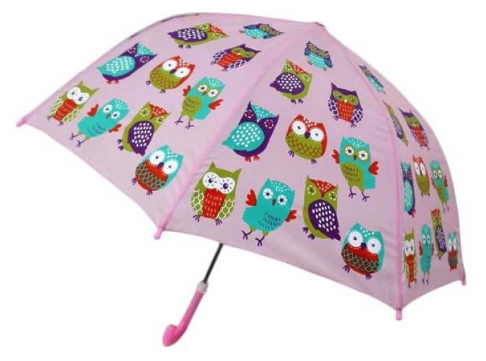 Зонт Mary Poppins детский Совушки, 46 см 53570