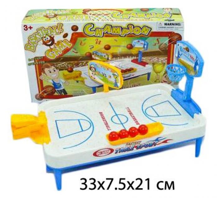 Настольная игра Shantou Gepai эл. Баскетбол, свет, мелодия, элементы питани 5009