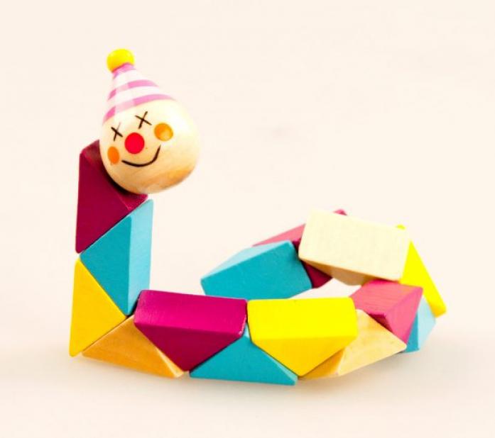 Логическая игра Mapacha игрушка Клоун 76413