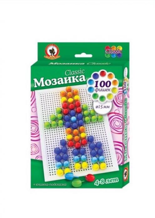 Мозаика Русский Стиль Classic Ракета 100 эл D 15 мм 03973.