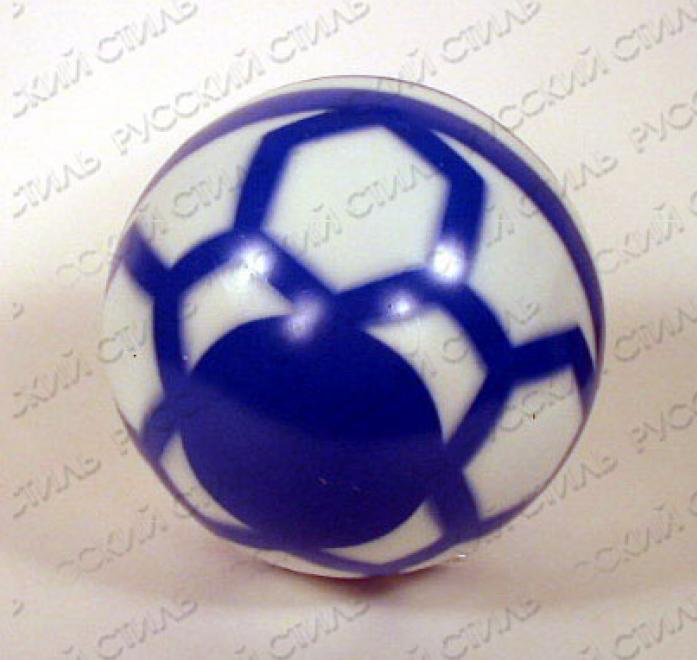 Мяч Мячи-Чебоксары D150 спорт.лак. с-32ЛП