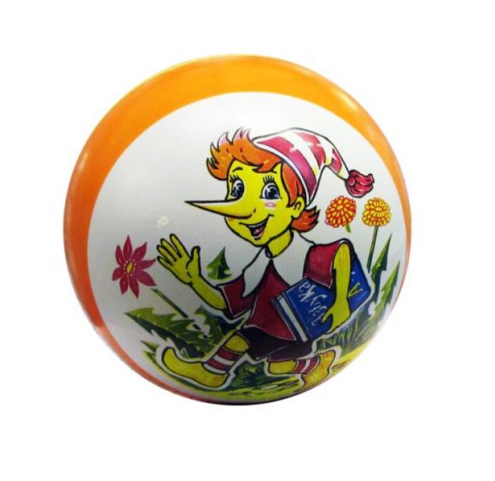 Мяч Мячи-Чебоксары D200 с рисунком лак. с-76ЛП