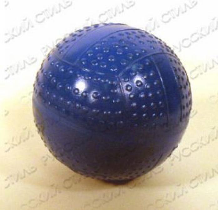 Мяч Мячи-Чебоксары D75 одноцветный лак. с-38ЛП