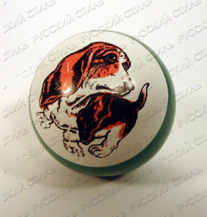 Мяч Мячи-Чебоксары D75 с рисунком с-103п